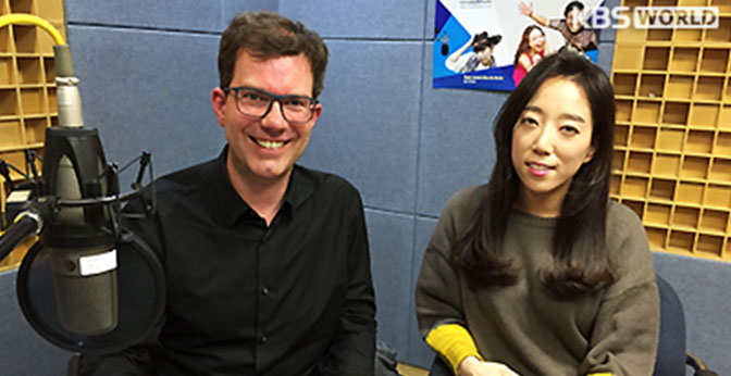 Prof.Saakes was on KBS Radio