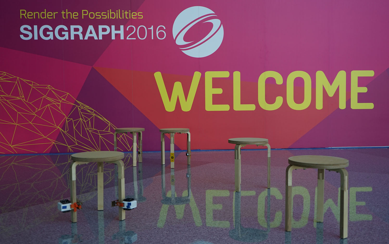 RatChair wins Digital Content Expo Prize at SIGGRAPH 2016
