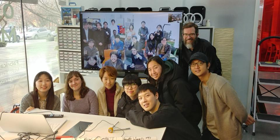 2018 Winter School with Kyushu University